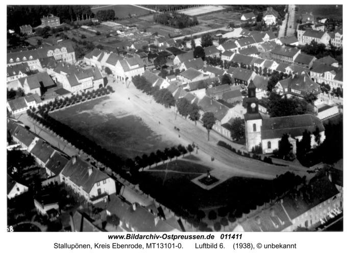 Stallupönen, Luftbild 6