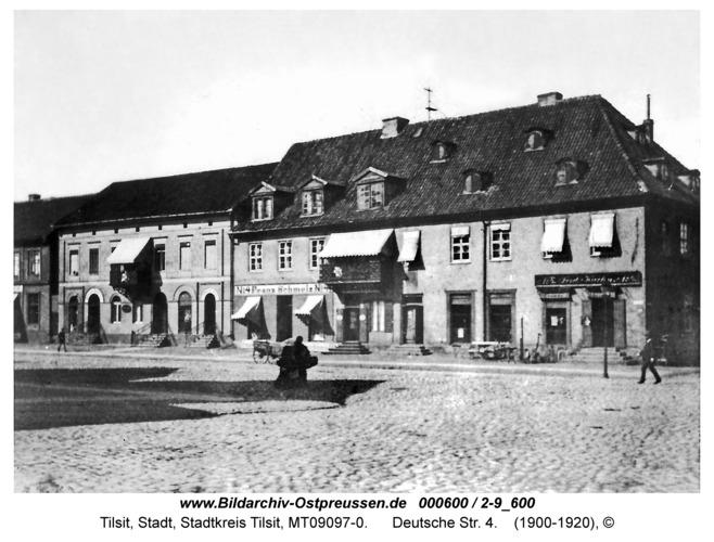 Tilsit, Deutsche Str. 4
