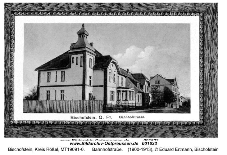 Bischofstein, Bahnhofstraße