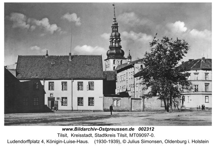 Tilsit, Ludendorffplatz 4, Königin-Luise-Haus