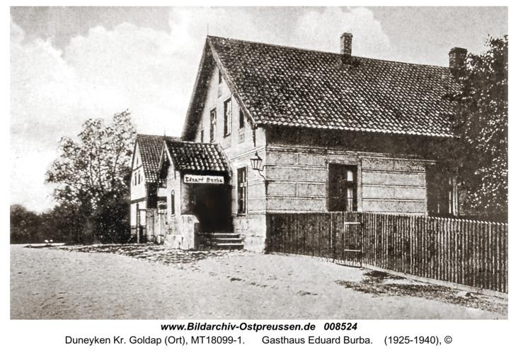 Duneiken, Gasthaus Eduard Burba
