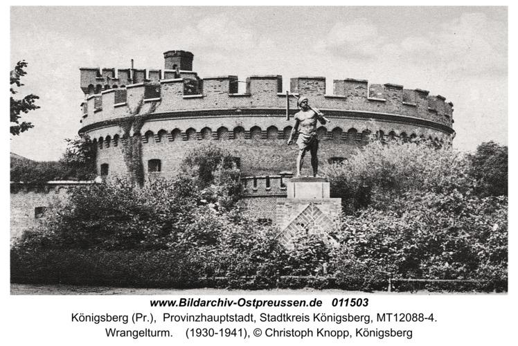 Königsberg, Wrangelturm