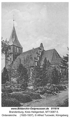 Brandenburg, Ordenskirche