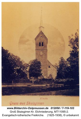 Kreuzingen, Evangelisch-lutherische Freikirche
