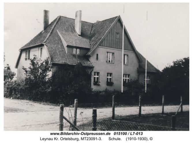 Leinau, Schule
