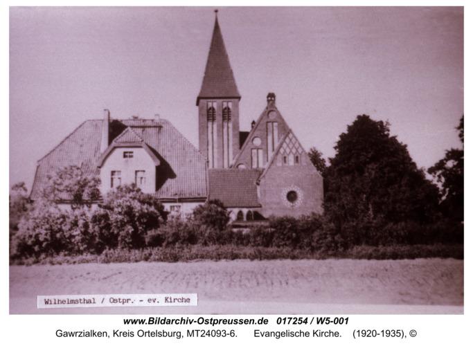 Wilhelmsthal, evangelische Kirche