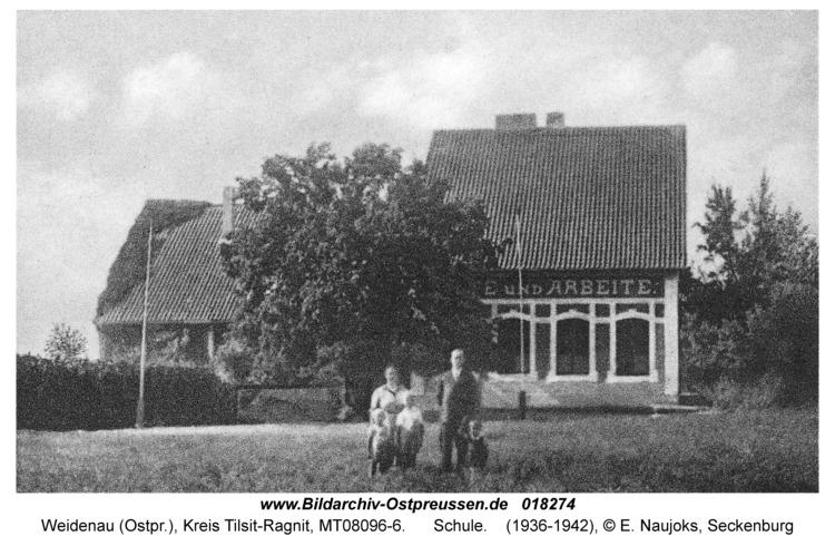 Weidenau, Schule