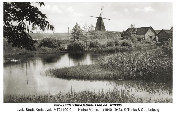 Lyck, Kleine Mühle