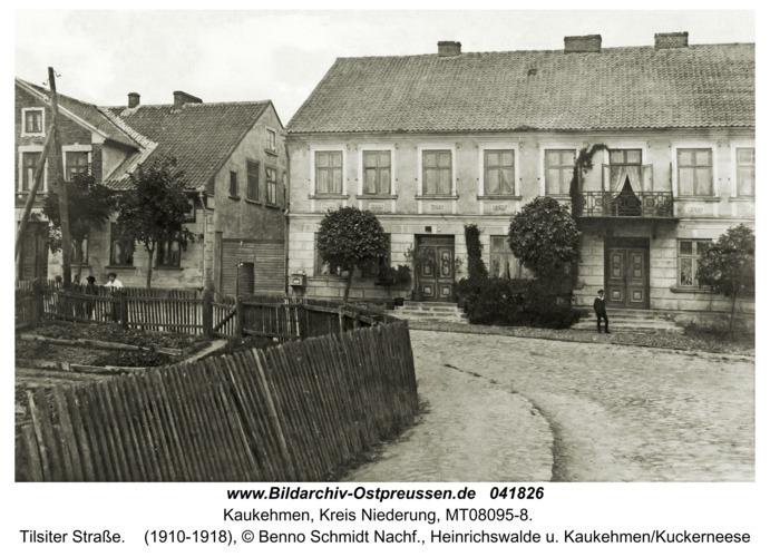 Kaukehmen, Tilsiter Straße
