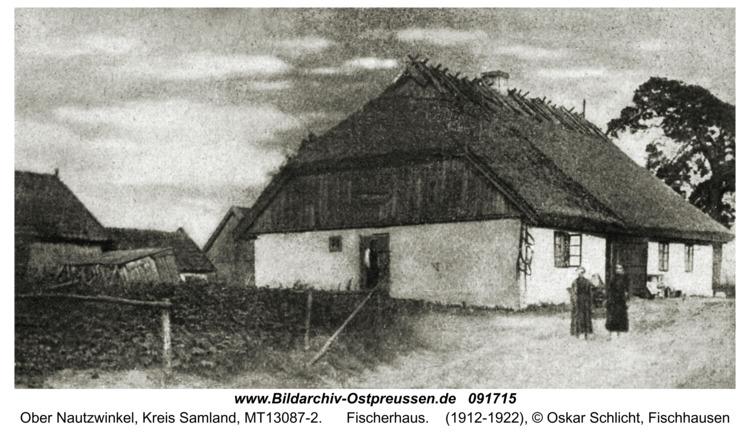 Nautzwinkel, Fischerhaus