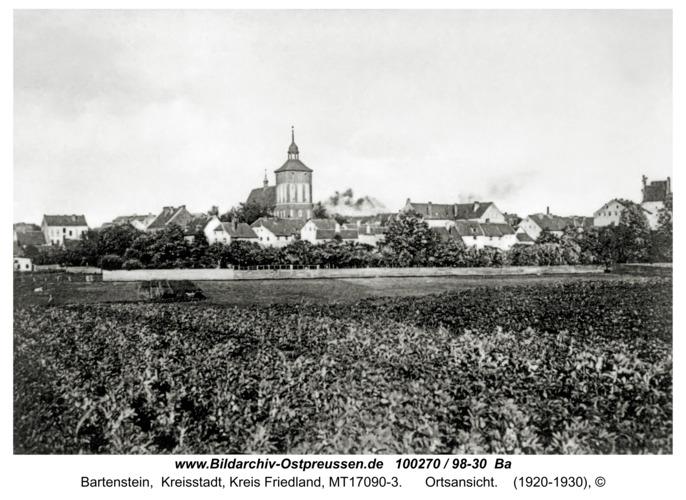 Bartenstein, Ortsansicht