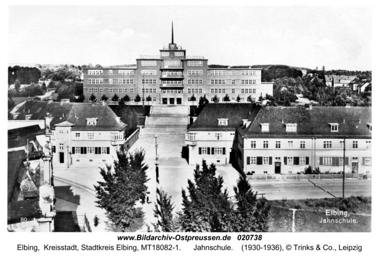 Elbing, Jahnschule