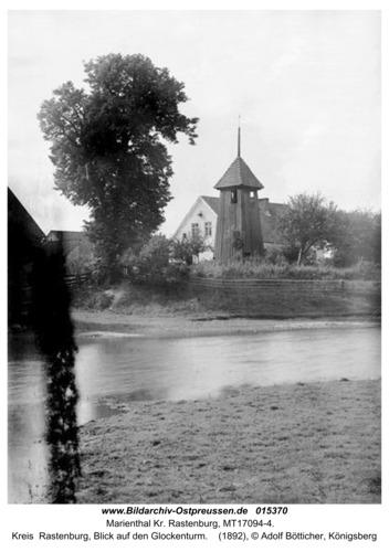 Marienthal, Blick auf den Glockenturm