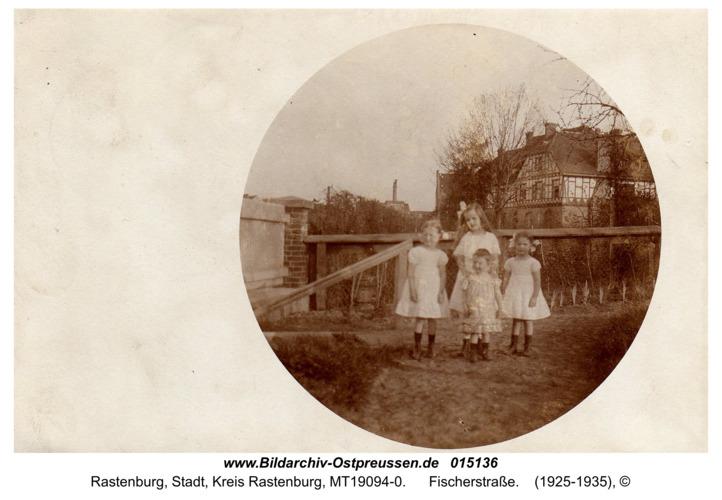 Rastenburg, Fischerstraße
