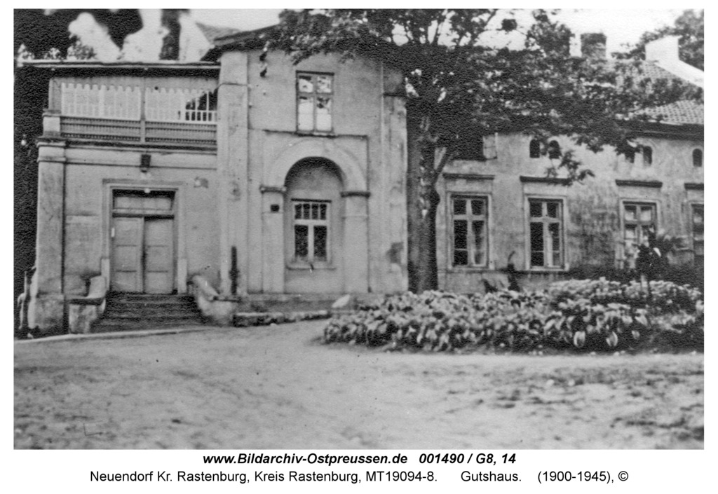 Neuendorf, Gutshaus