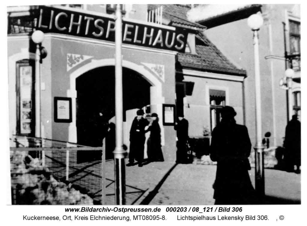 Kuckerneese, Lichtspielhaus Lekensky Bild 306