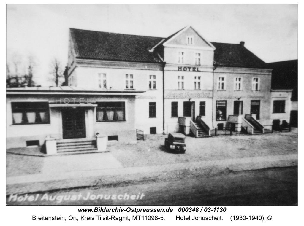 Breitenstein, Hotel Jonuscheit