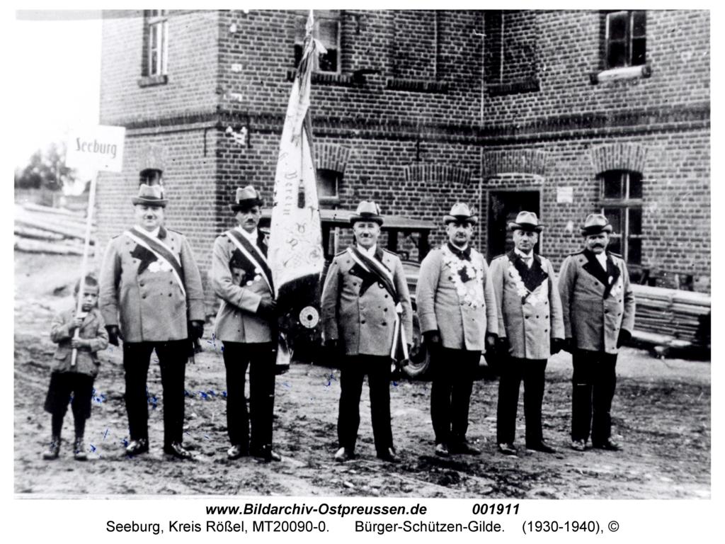 Seeburg, Bürger-Schützen-Gilde