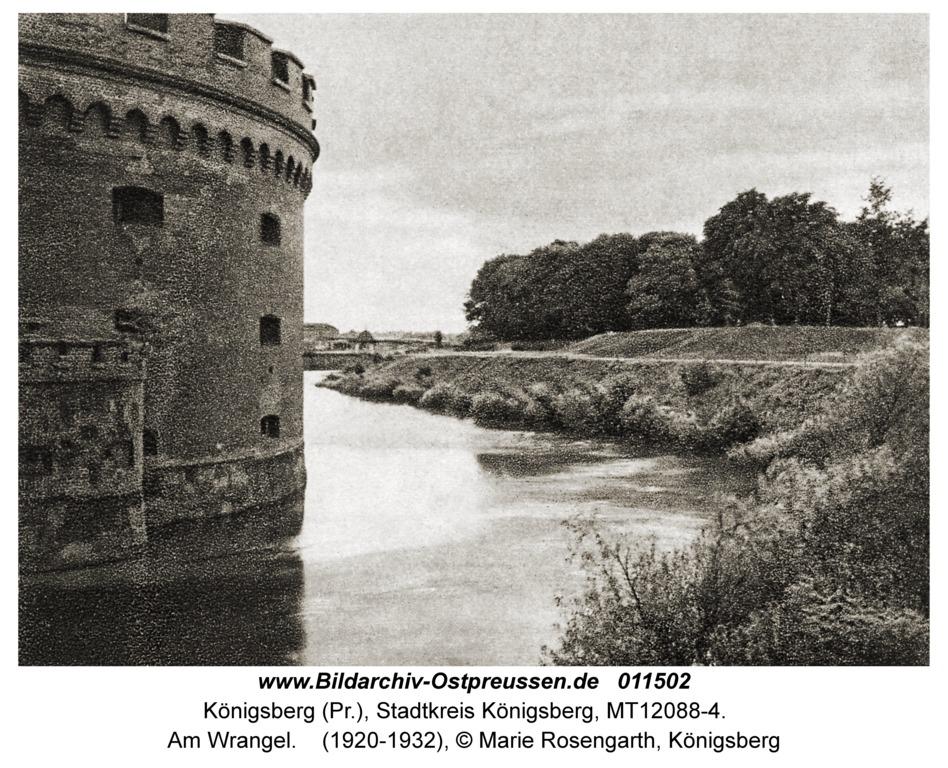 Königsberg, Am Wrangel
