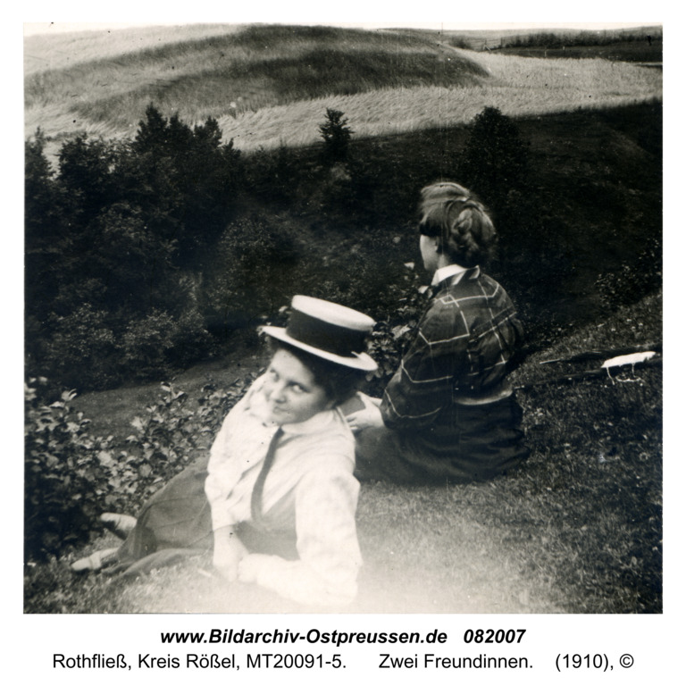 Rothfließ, Zwei Freundinnen