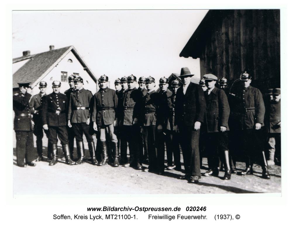 Soffen, Freiwillige Feuerwehr