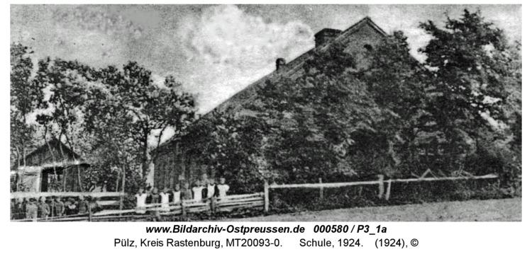Pülz, Schule, 1924