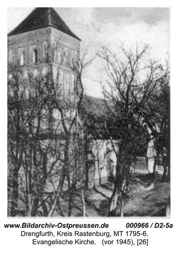 Drengfurt, evangelische Kirche