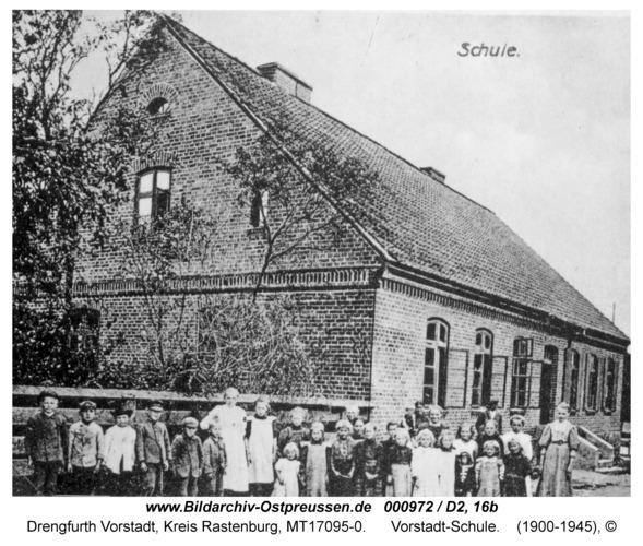 Drengfurt, Vorstadt, Schule