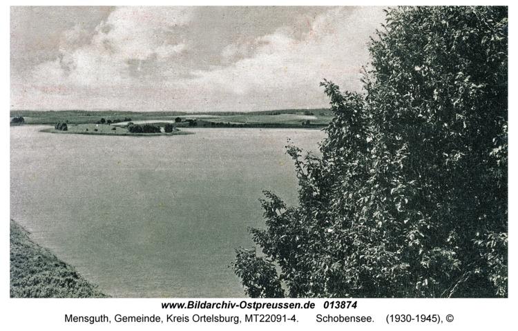 Mensguth, Schobensee