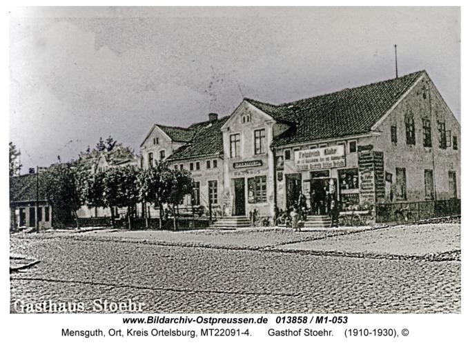 Mensguth, Gasthof Stoehr