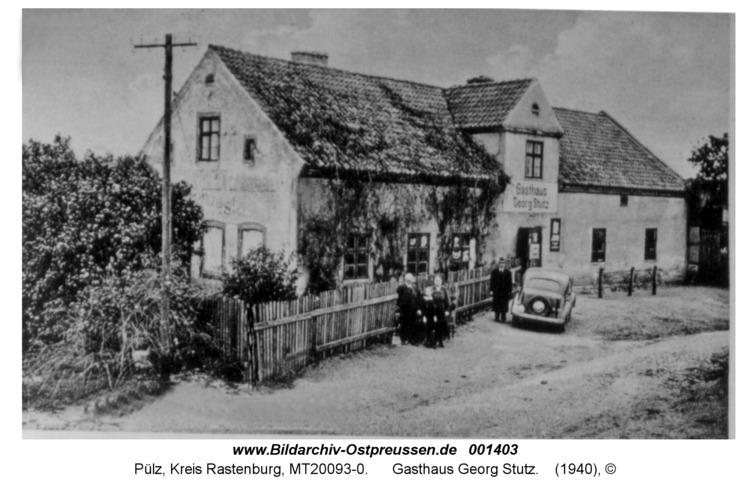 Pülz, Gasthaus Georg Stutz
