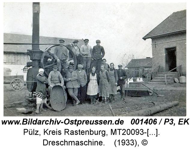 Pülz, Hof von Bauer Hanusch