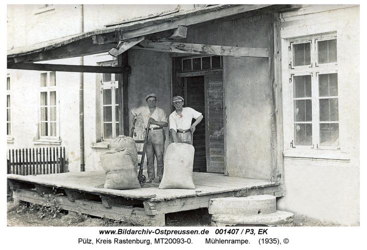 Pülz, Mühlenrampe