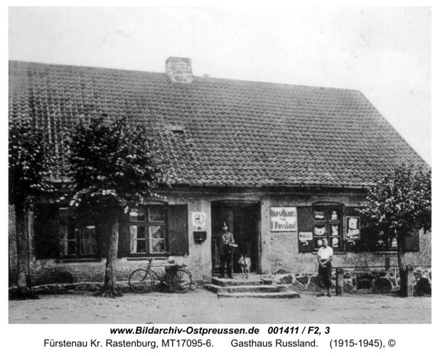 Fürstenau, Gasthaus Russland