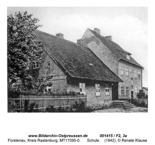 Fürstenau, Schule