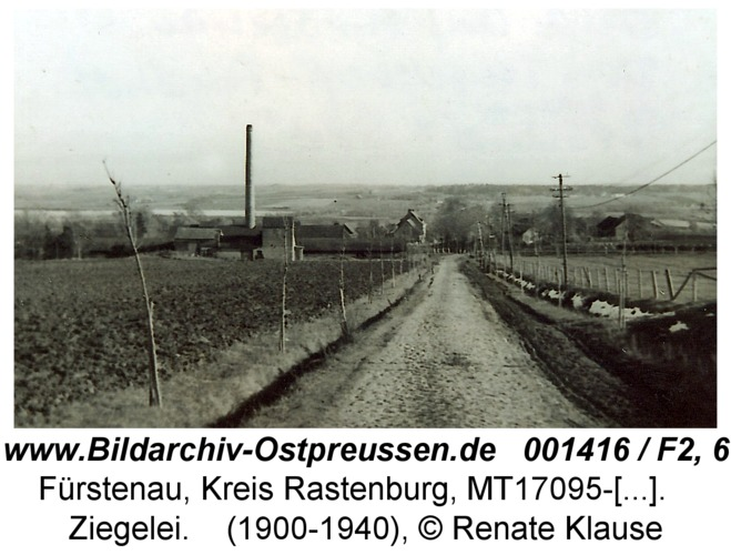 Fürstenau, Ziegelei