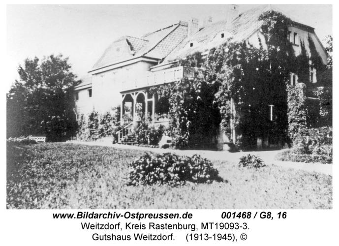 Weitzdorf, Gutshaus