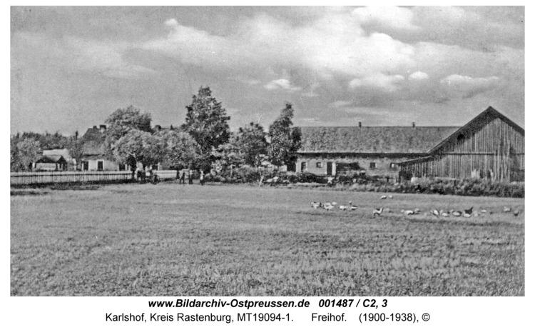 Carlshof, Freihof