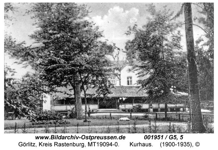 Görlitz, Kurhaus
