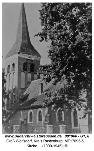 Groß Wolfsdorf, Kirche