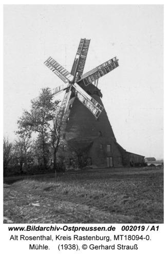 Alt Rosenthal, Mühle