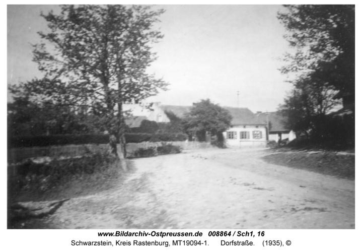 Schwarzstein, Dorfstraße