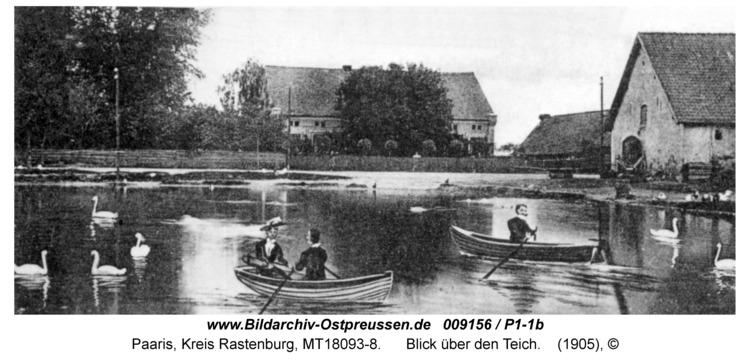 Paaris, Blick über den Teich