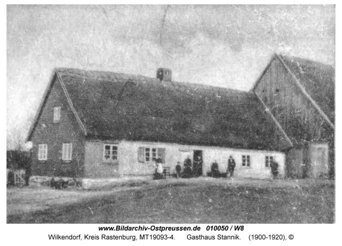 Wilkendorf, Gasthaus Stannik