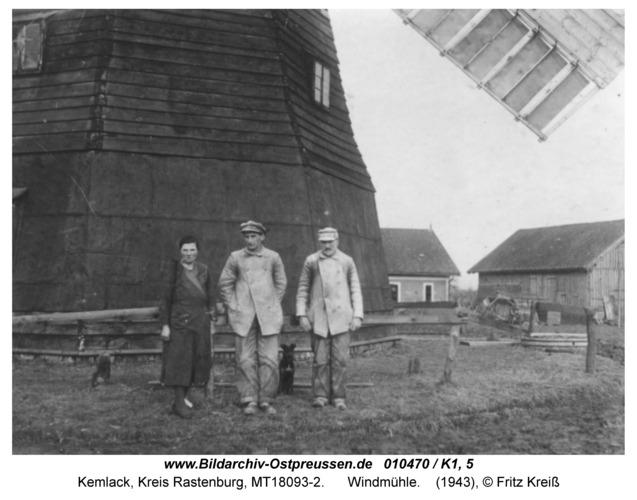 Kemlack, Windmühle
