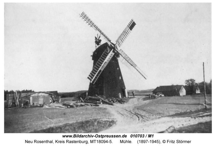 Neu Rosenthal, Mühle