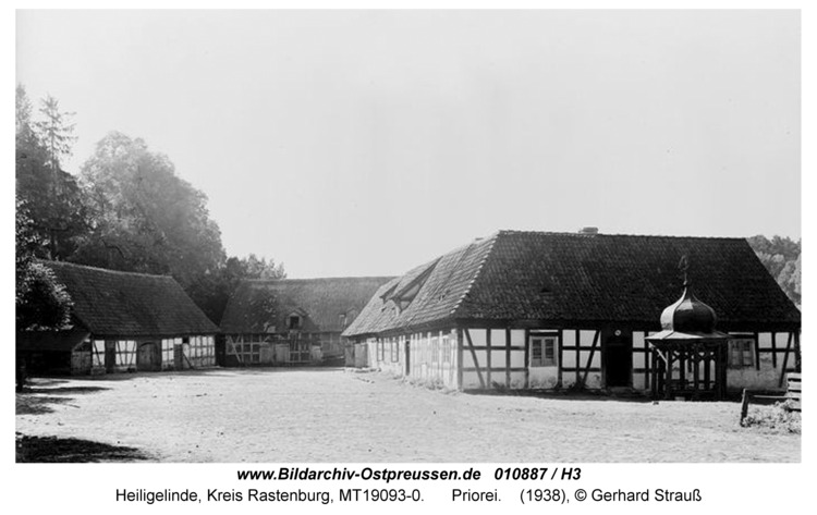 Heiligelinde, Priorei