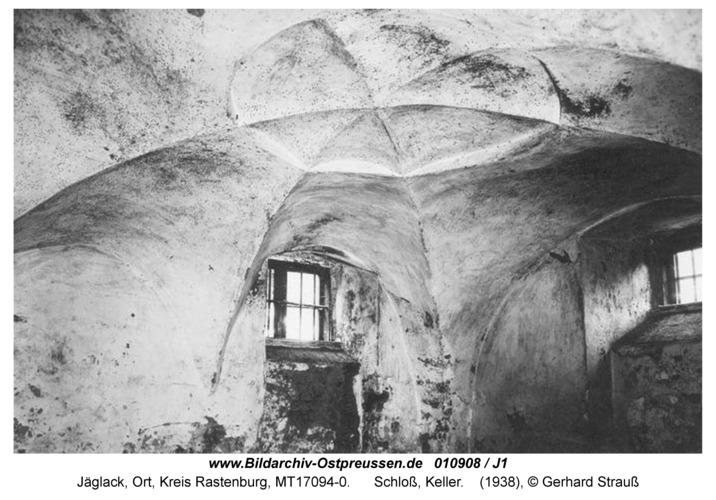 Jäglack, Schloß, Keller