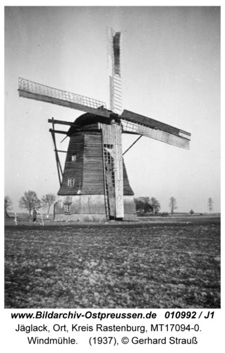 Jäglack, Windmühle