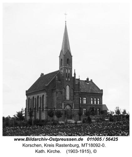 Korschen, Kath. Kirche
